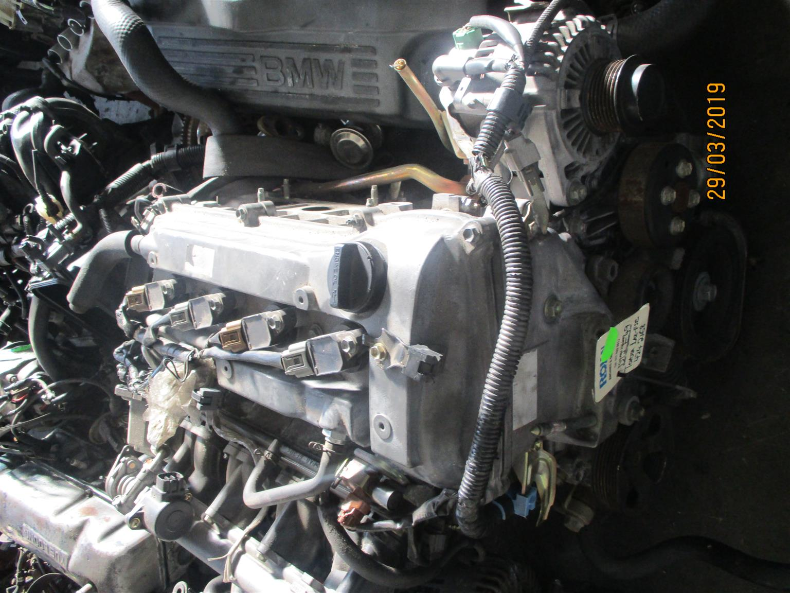 Nissan Hardbody 2 4 (ka24) engine for sale