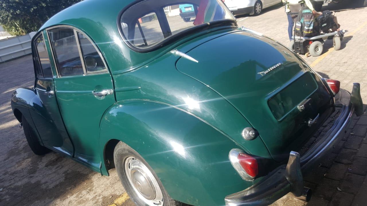 ORIGINAL 1956 Morris Minor 1000 FOR A BARGAIN PRICE R27 000 Read Description for all info