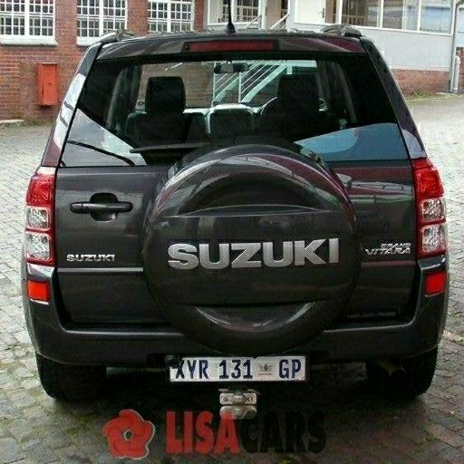 5cb1e508b 2009 Suzuki Vitara 1.6 GLX auto | Junk Mail