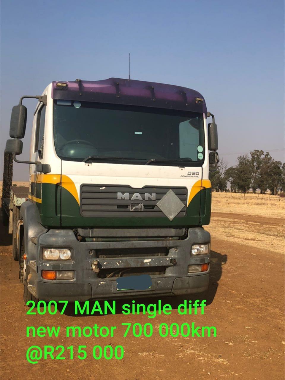 2007 MAN
