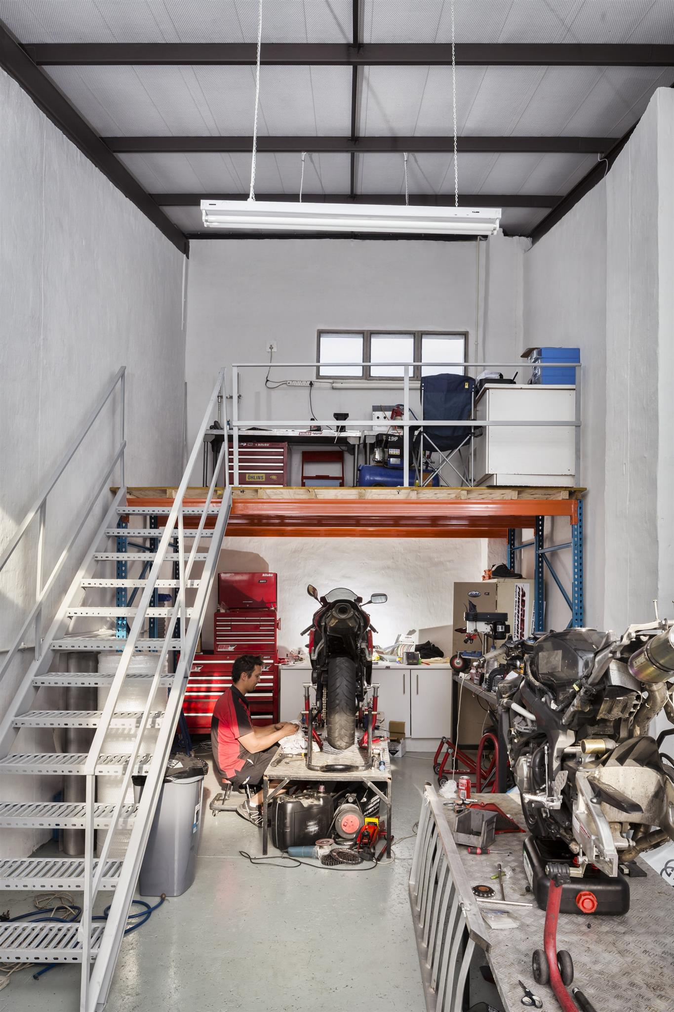 Industrial / Commercial Space to Rent