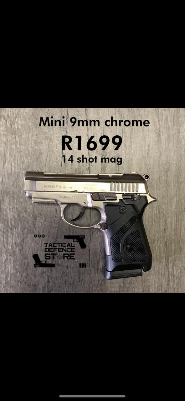 Self Defense Blank/Pepper spray Firing Replica Gun gun