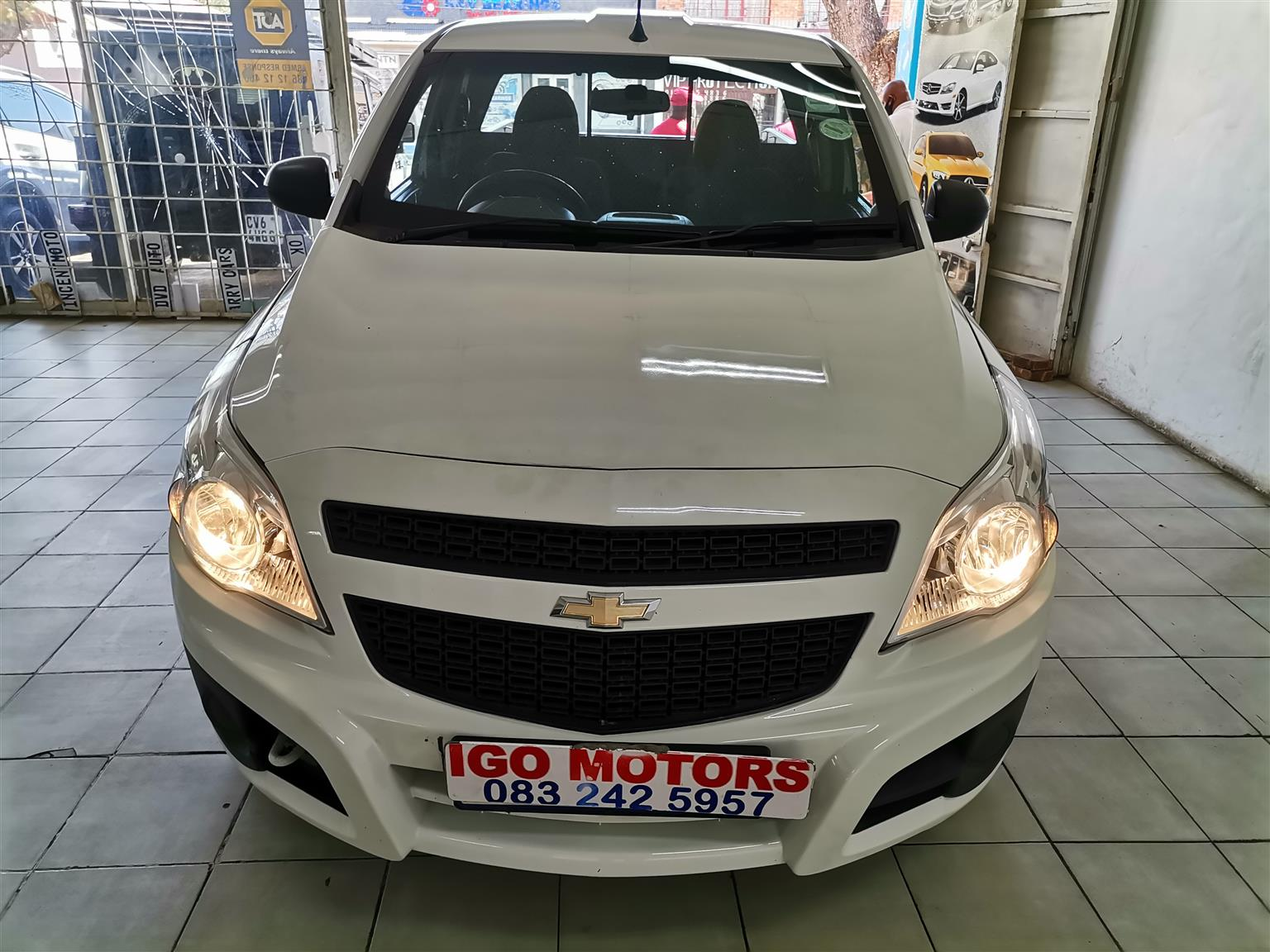 2015 Chevrolet utility 1.4 Ute Force manual Mechanically perfect