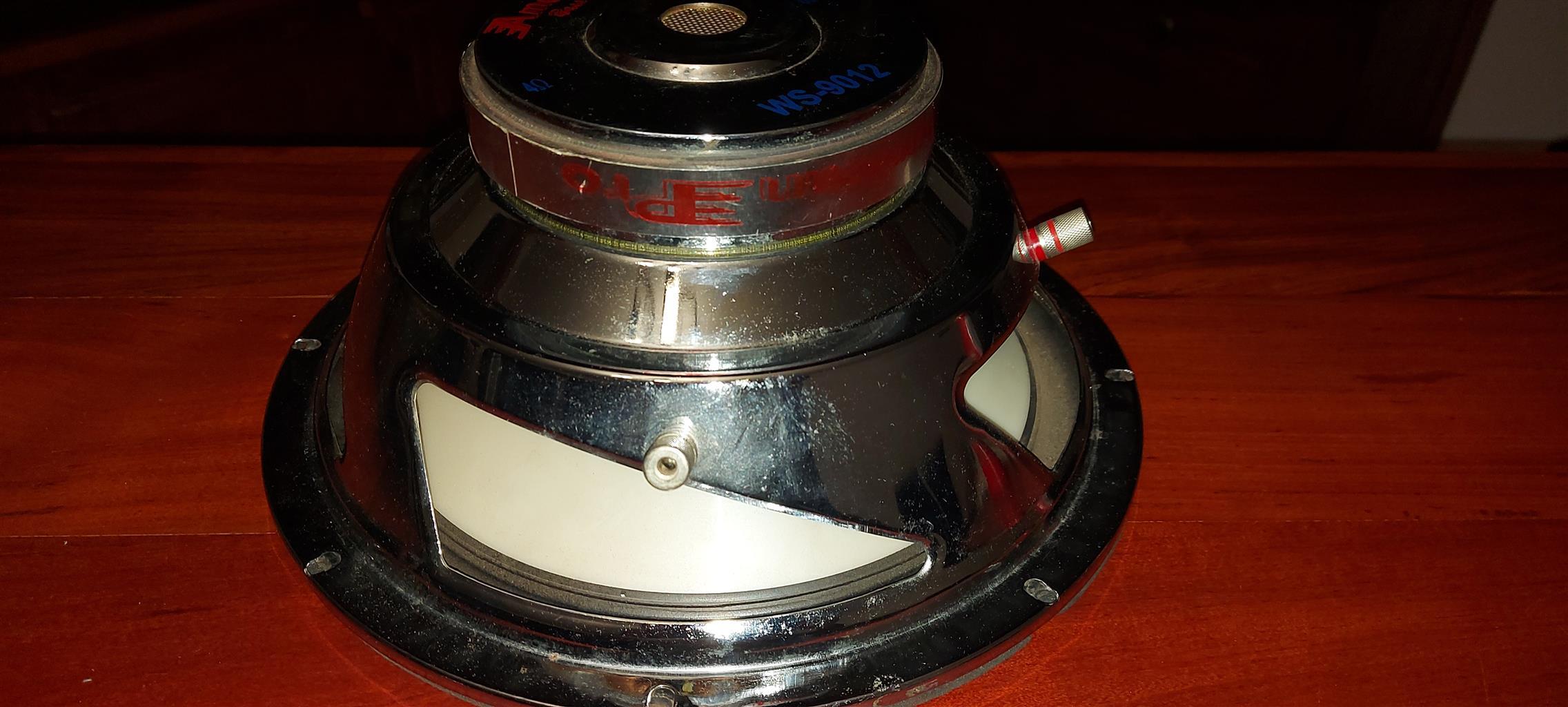 American Pro 600 Watt Subwoofer