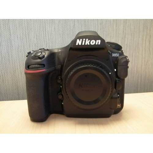 Nikon D850 used camera