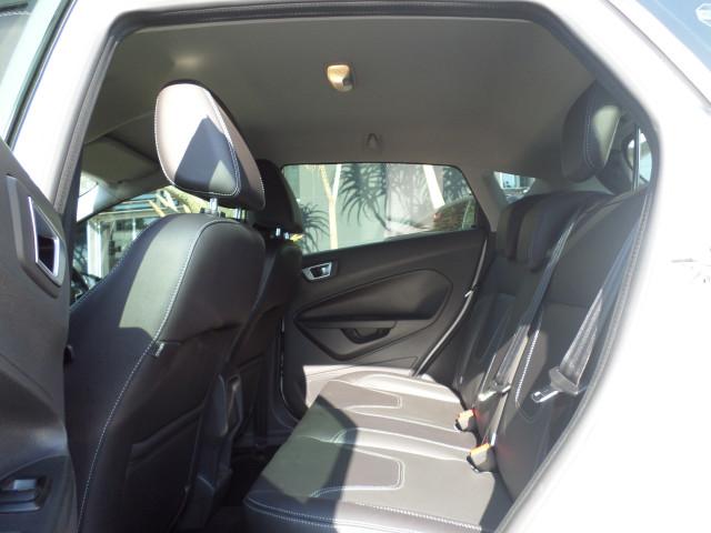 2018 Ford Fiesta hatch 5-door FIESTA 1.0 ECOBOOST TITANIUM 5DR