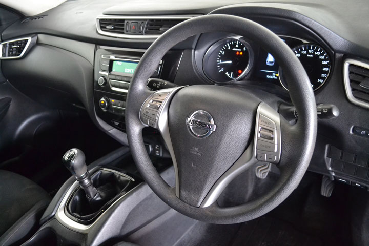 2016 Nissan X-Trail 2.0 XE