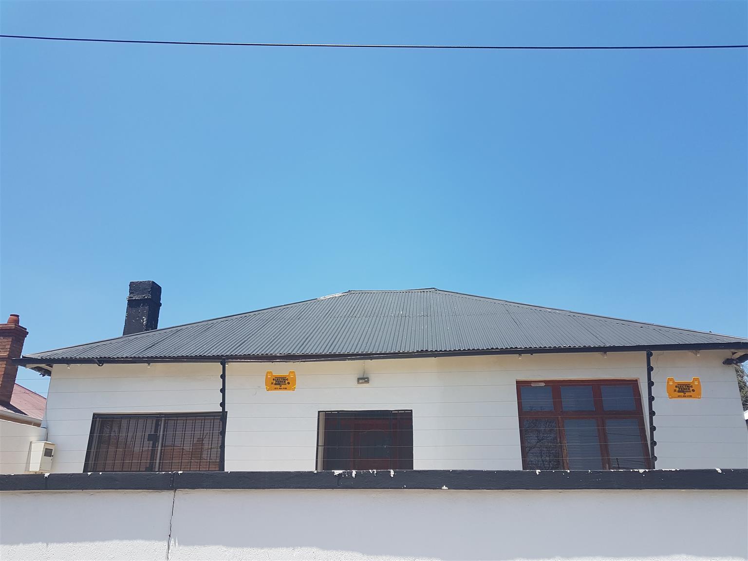 House to let Kensington