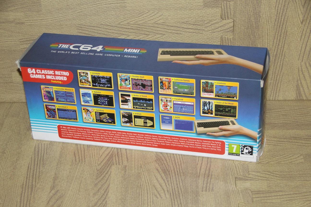 C64 mini commodore console, BRAND NEW