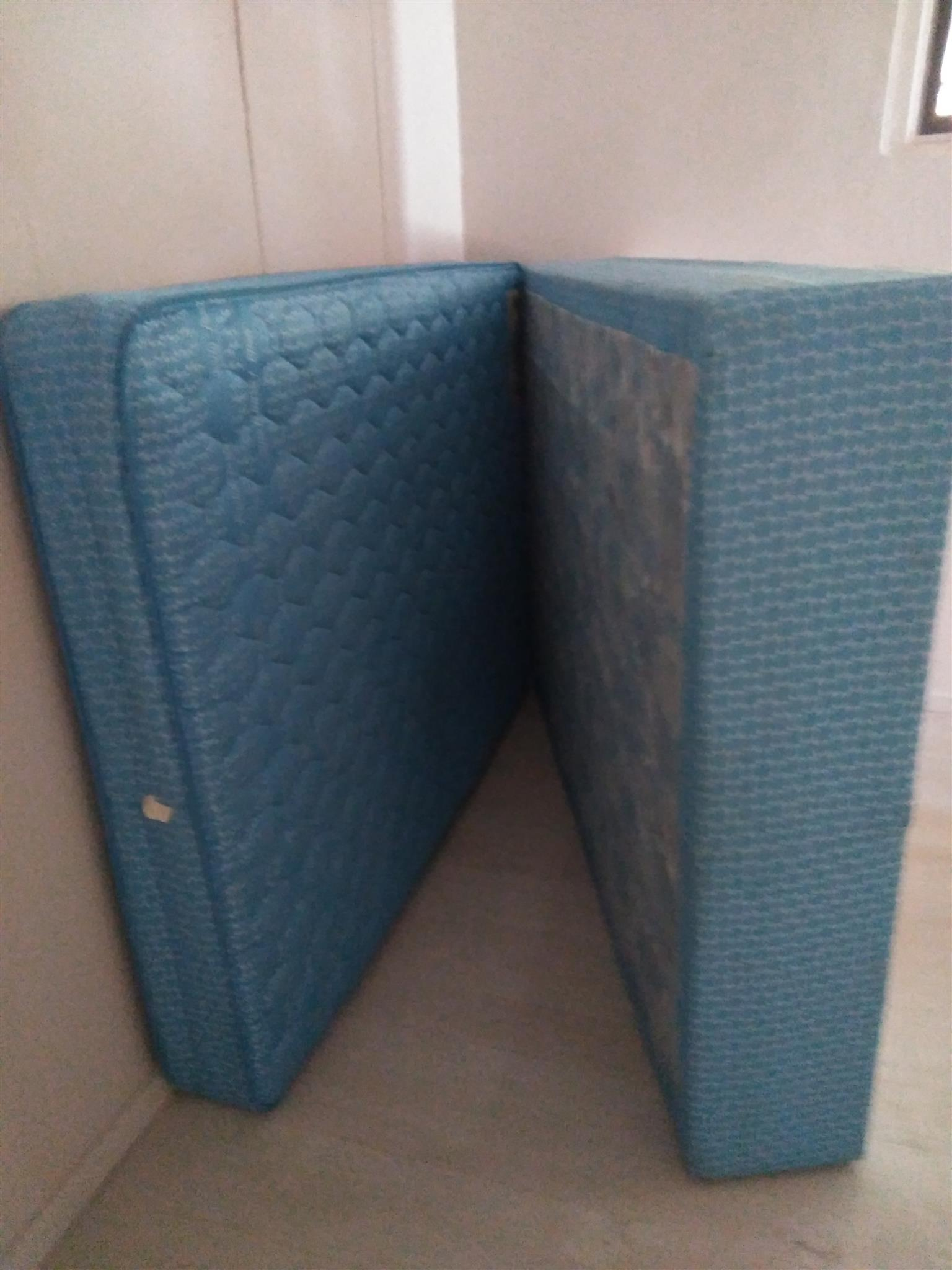 3/4 bed and single bed and double bed