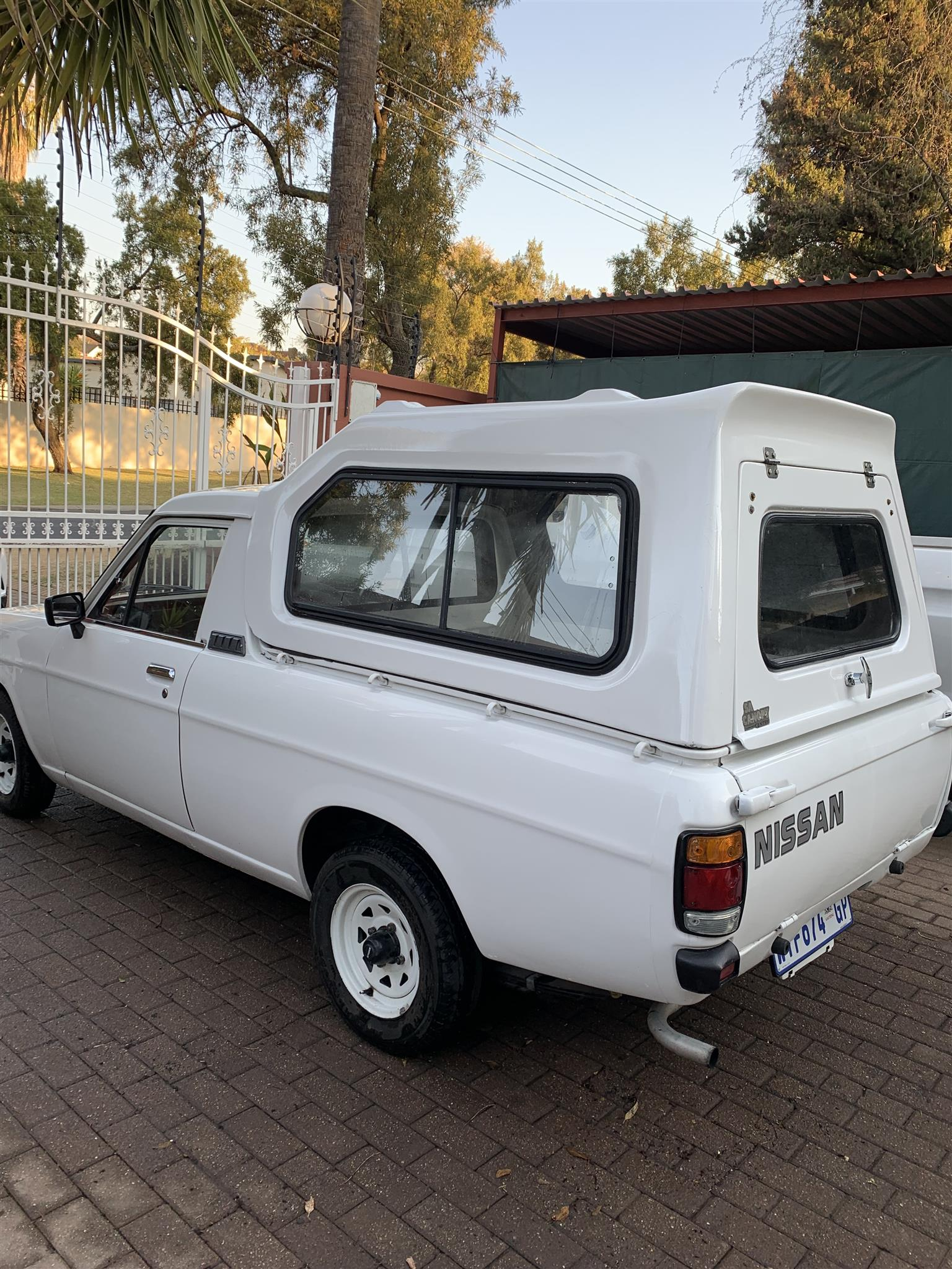 Nissan 1400 Bakkie