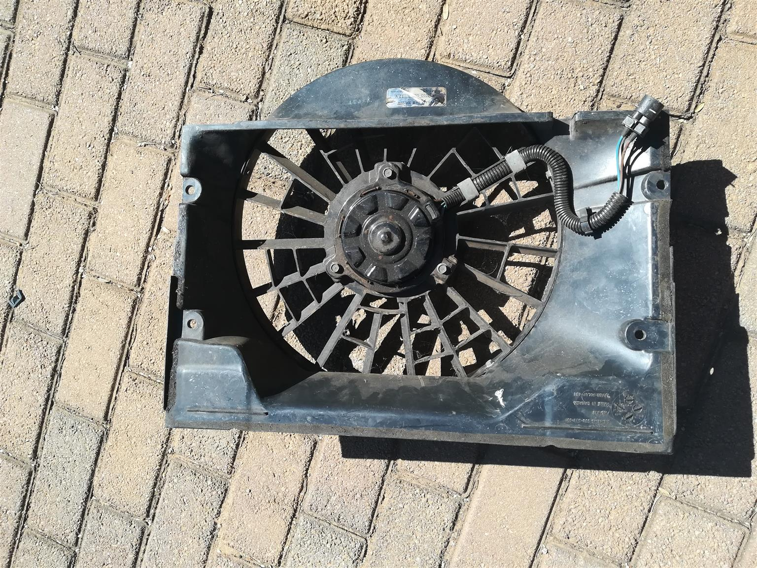 Amazing Bmw E36/37 Z3 Radiator Cooling Fan Motor