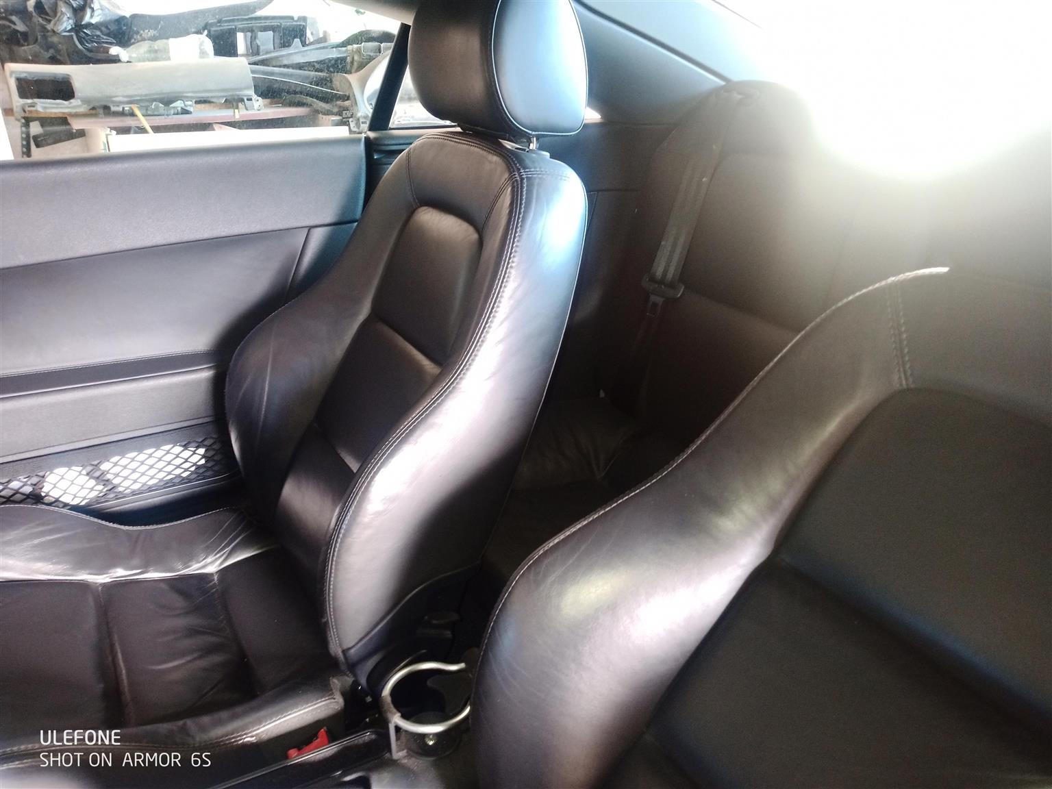 2004 Audi TT coupe TTS QUATTRO COUPE S TRONIC (228KW)