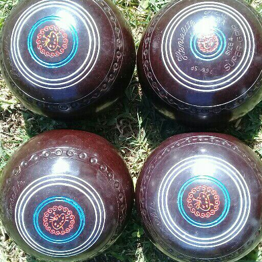 Refurbished Lawn Bowls For Sale/Wanted