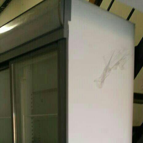 Brand New Double-Door Store Fridge For Sale!