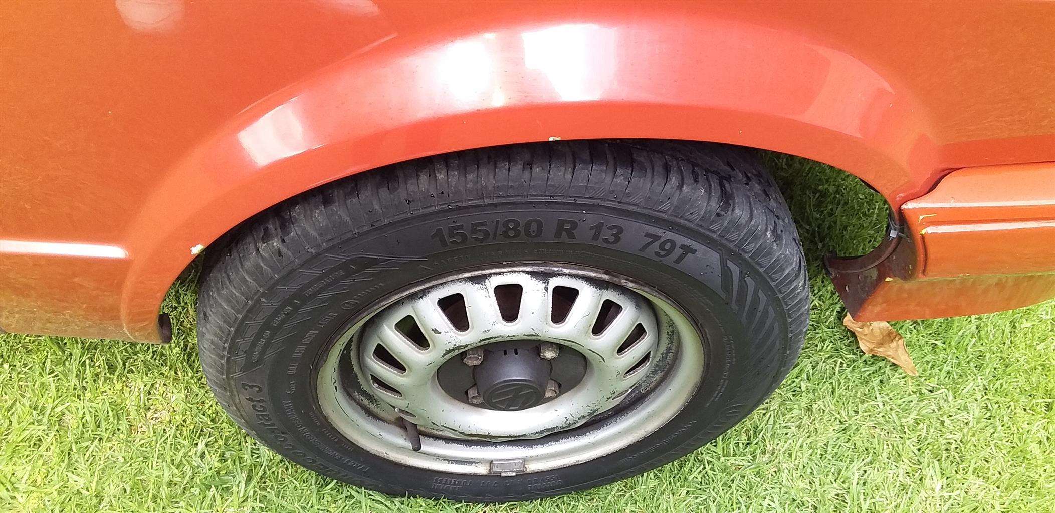 1996 VW Citi CITI CHICO 1.4