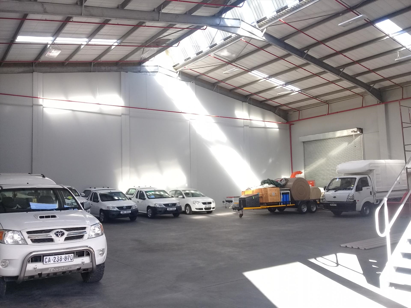 Industrial Rental Monthly in Epping Industrial