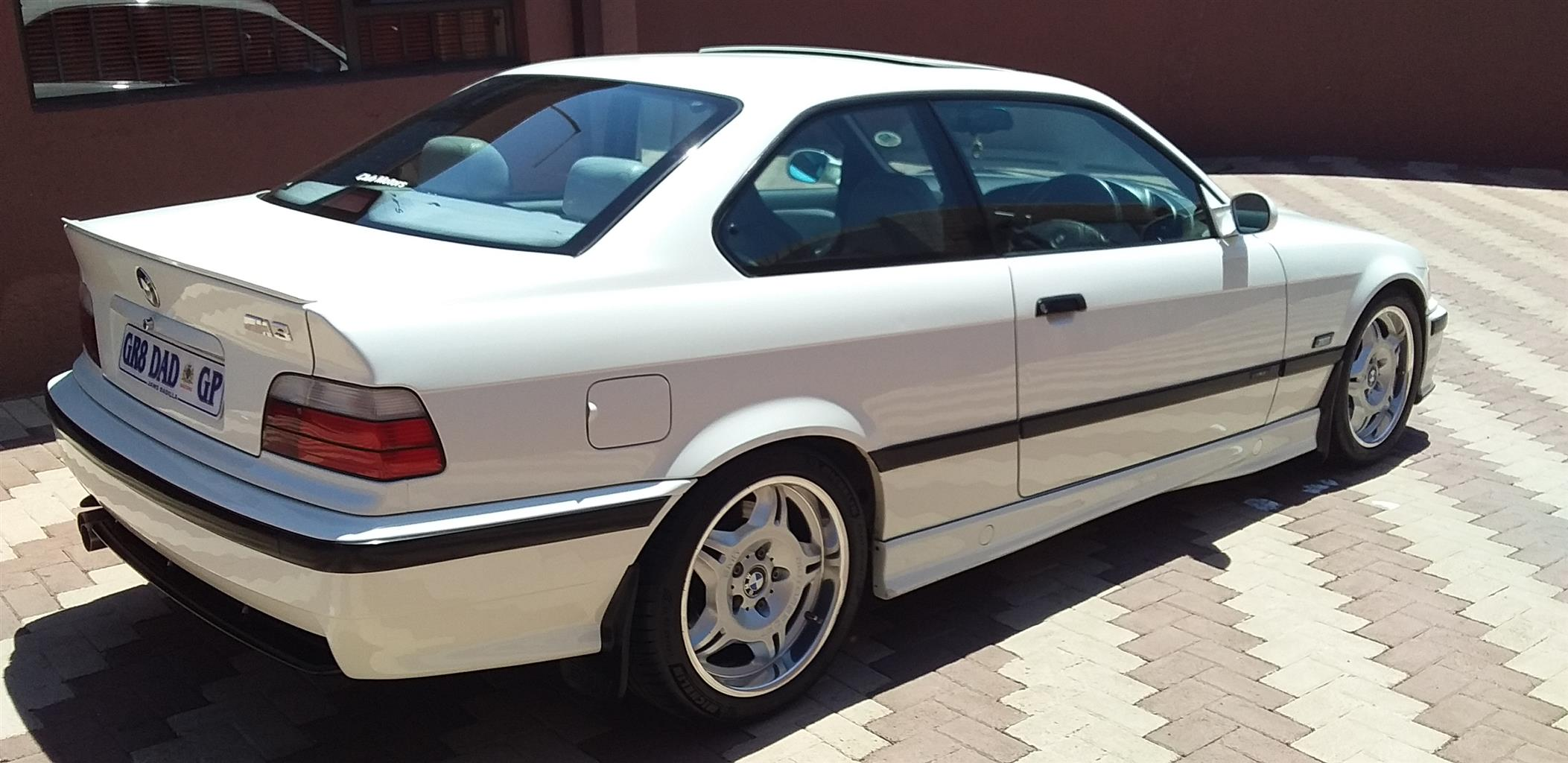 1996 BMW M3 Competition