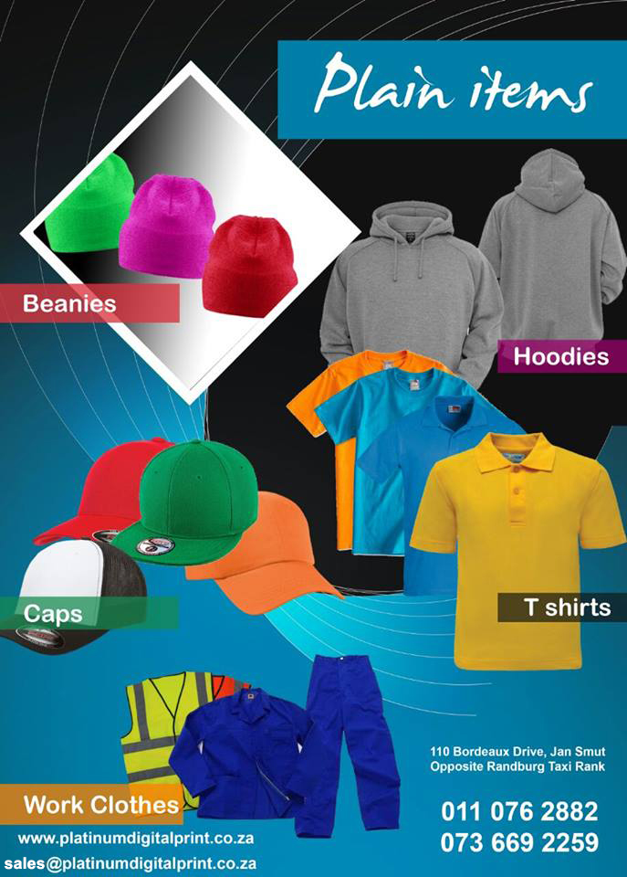 a86c0075 HOODIES, WORKWEAR, GOLF T SHIRTS, CAPS, SWEATERS AND PRINTING SERVICES CALL  0110762882 | Junk Mail