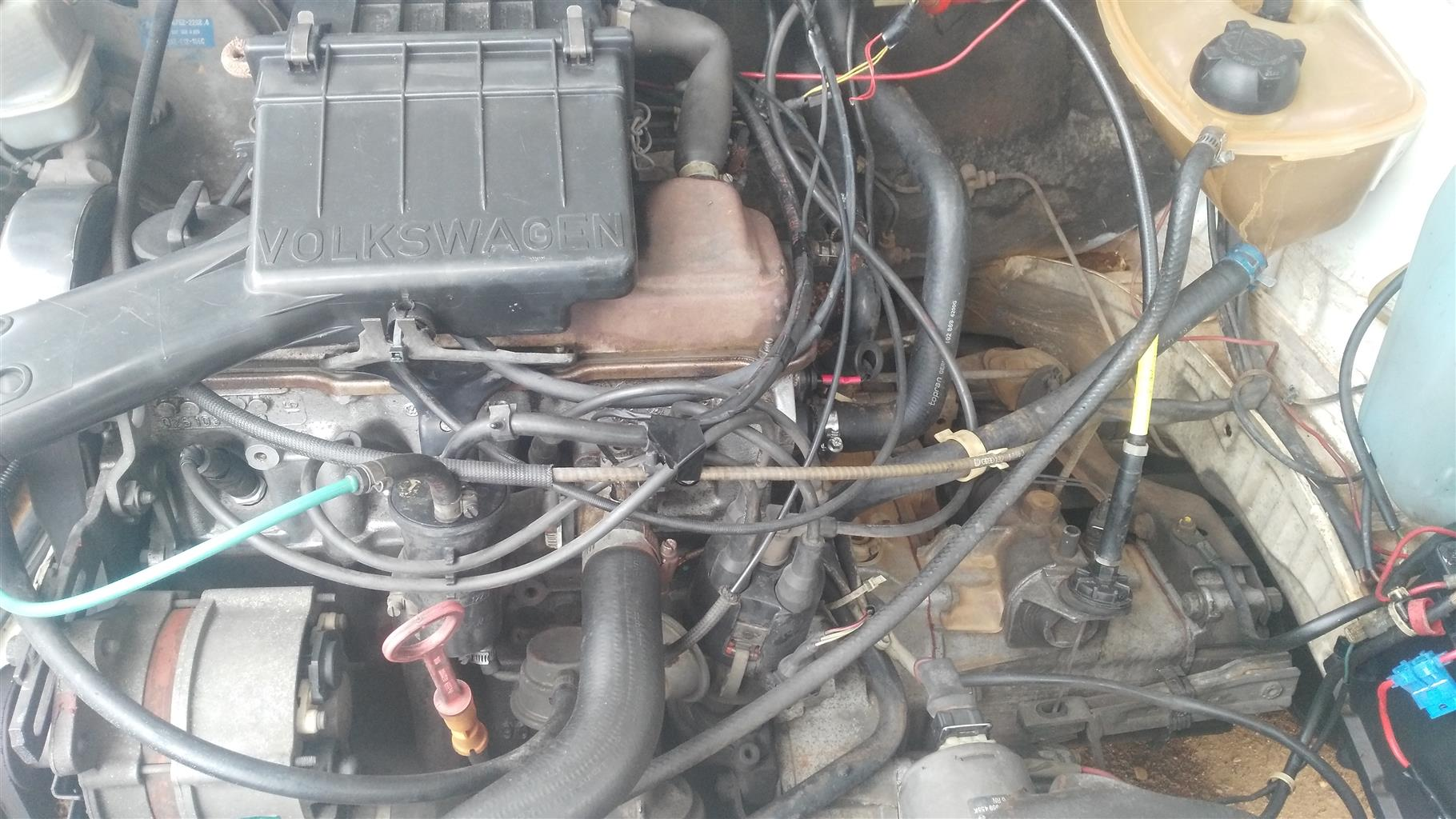 VW jetta MK2 imaculate condition