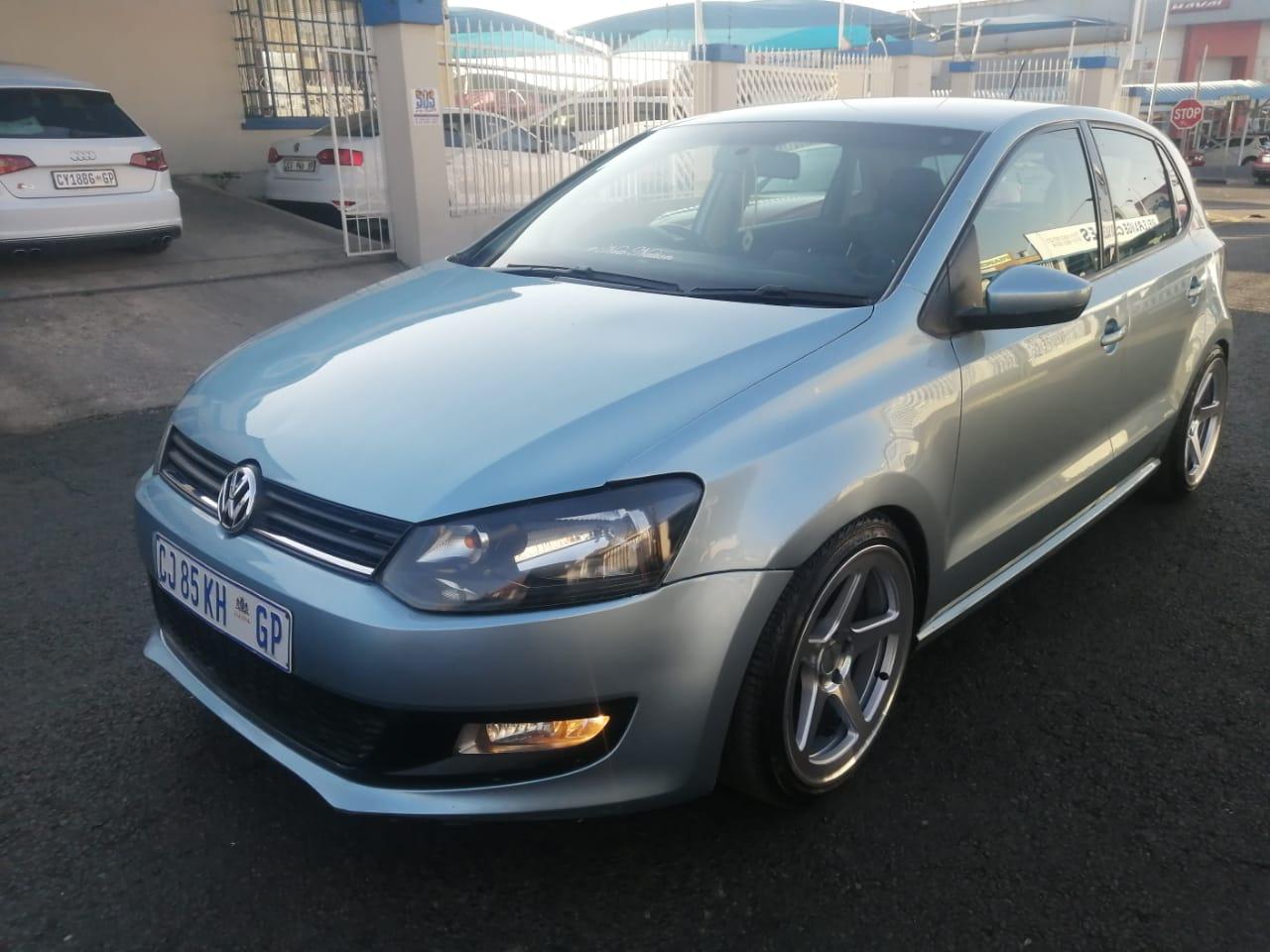 2013 VW Polo 1.2TDI BlueMotion