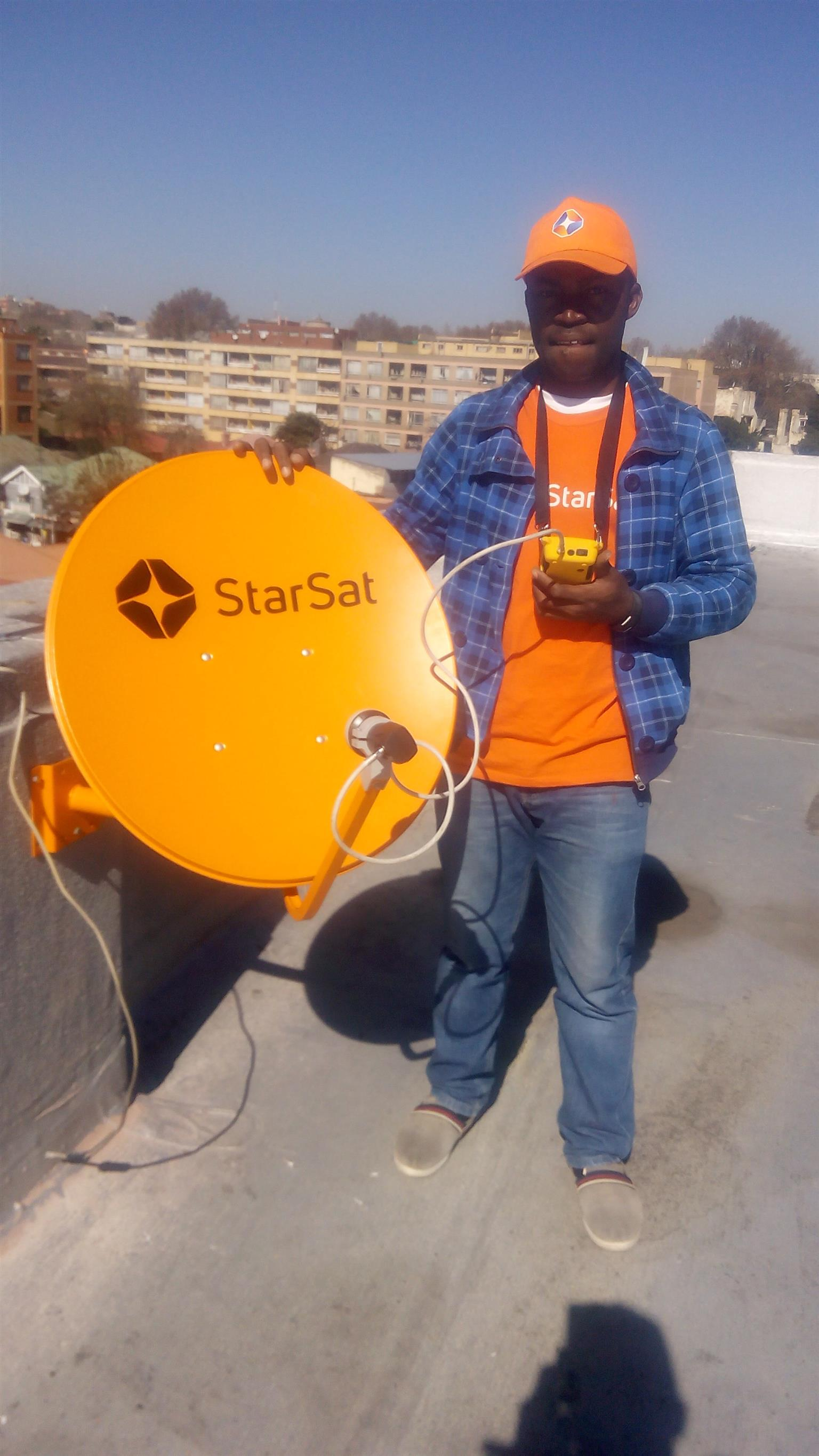 Installation of STARSAT | Junk Mail