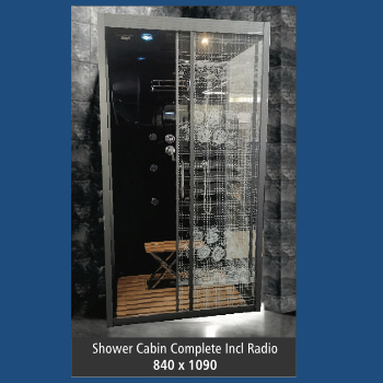 Shower : Cabin Complete Inc. Radio