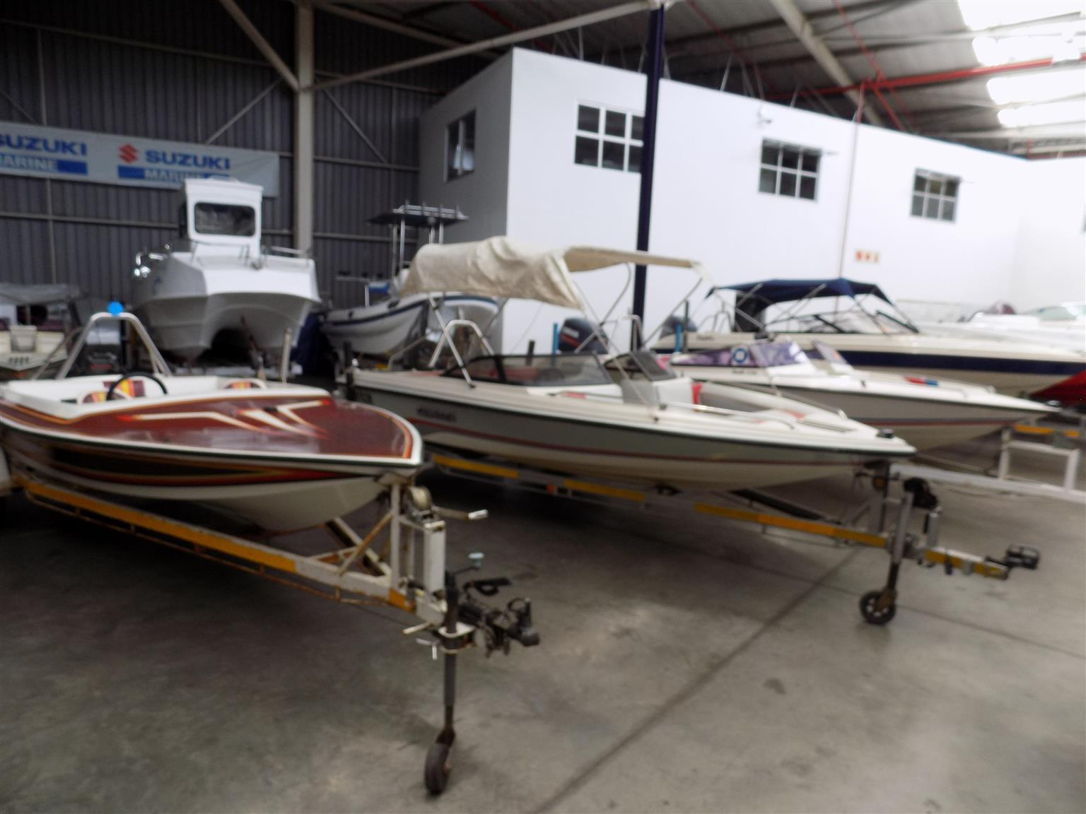 mid jauary new year clearance sale on over 180 boats