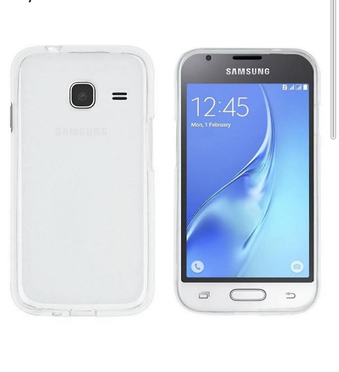 Samsung galaxy j1 mini white & black