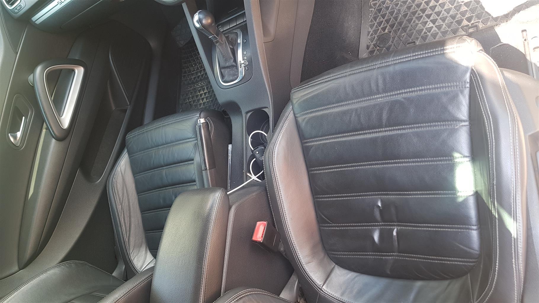 2009 VW Scirocco 2.0TSI Sportline DSG