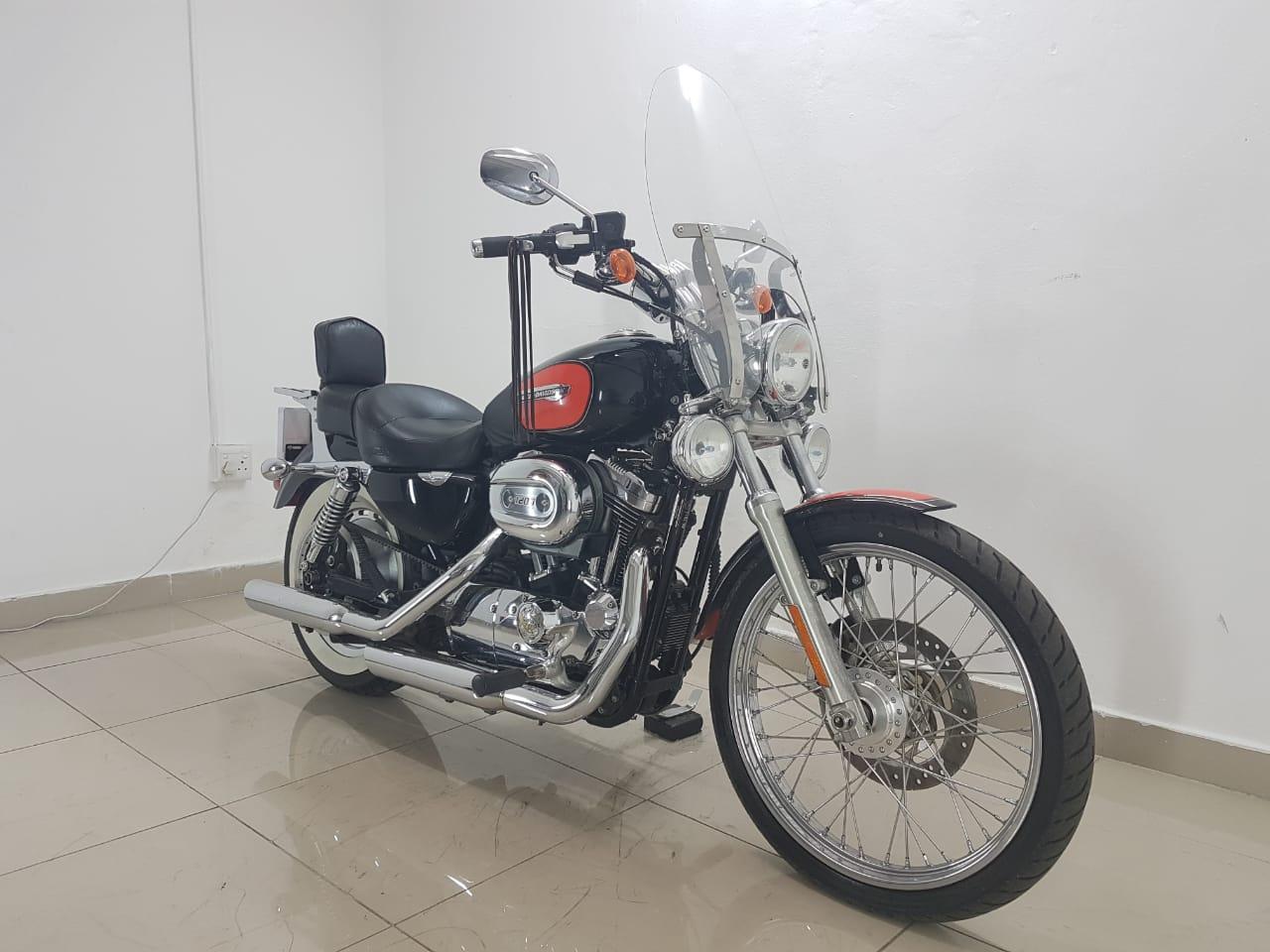 2008 Harley Davidson XL1200