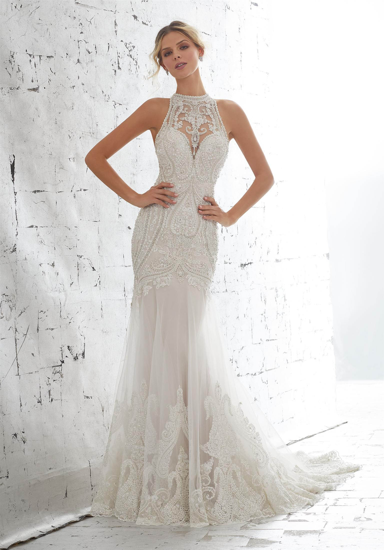 Wholesalers and importers of international designer wedding gowns