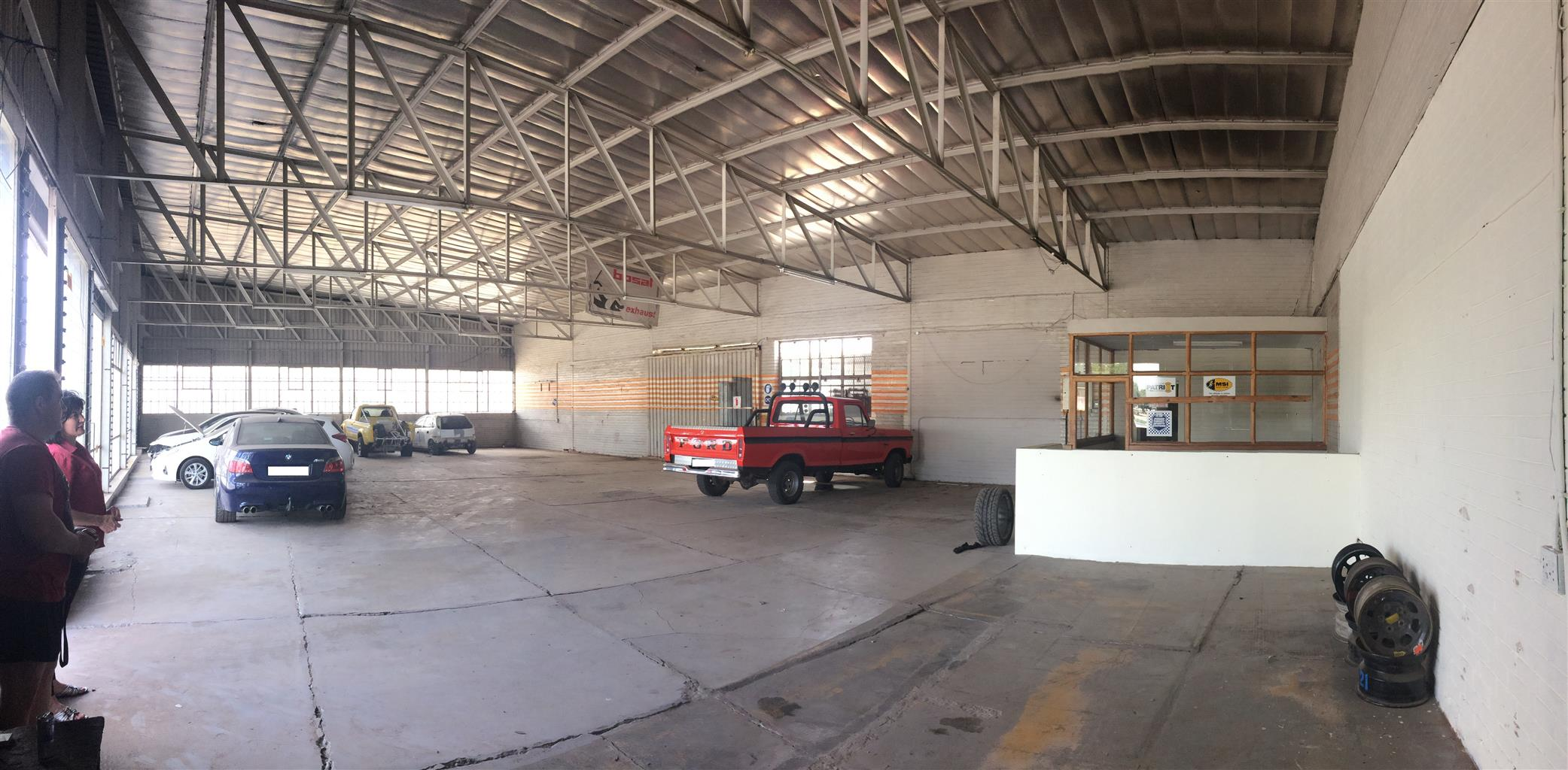 WAREHOUSE FOR RENT IN WELKOM