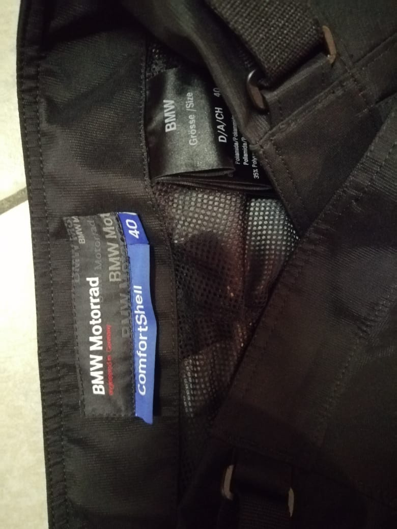 BMW Comfort  Tourshell Trousers