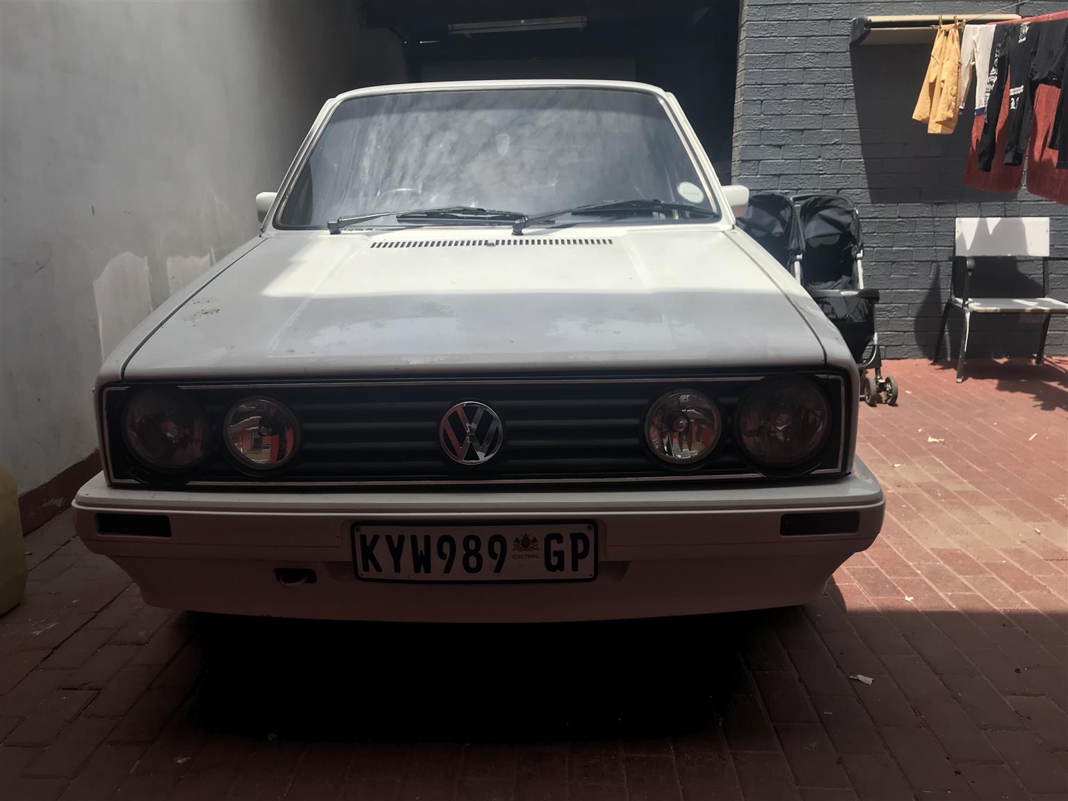 VW Golf 1.0TSI Comfortline