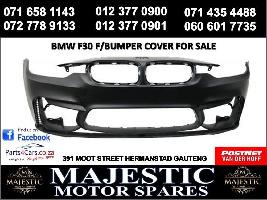 Bmw F30 bumper cover for sale