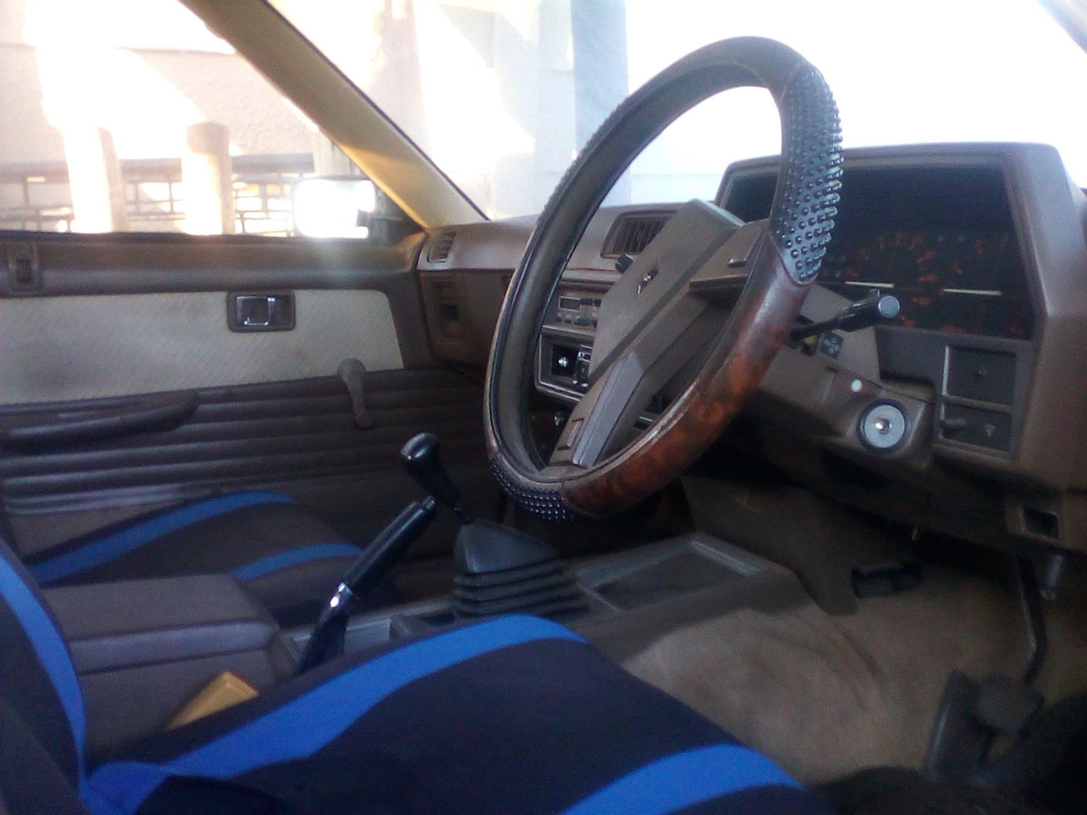 1986 Nissan Skyline