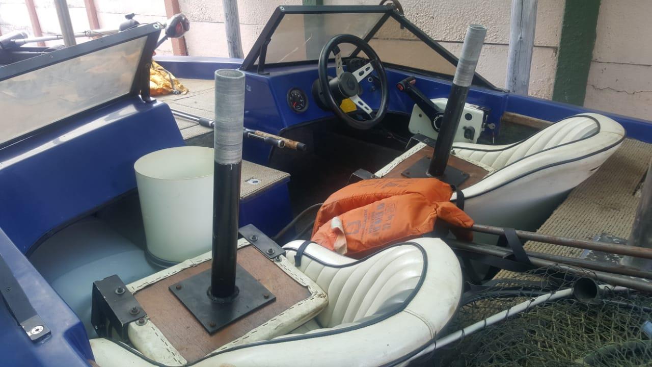 16ft Pro Bass Boat