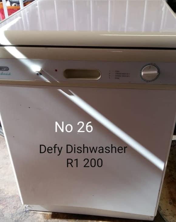 Defy dishwasher for sale