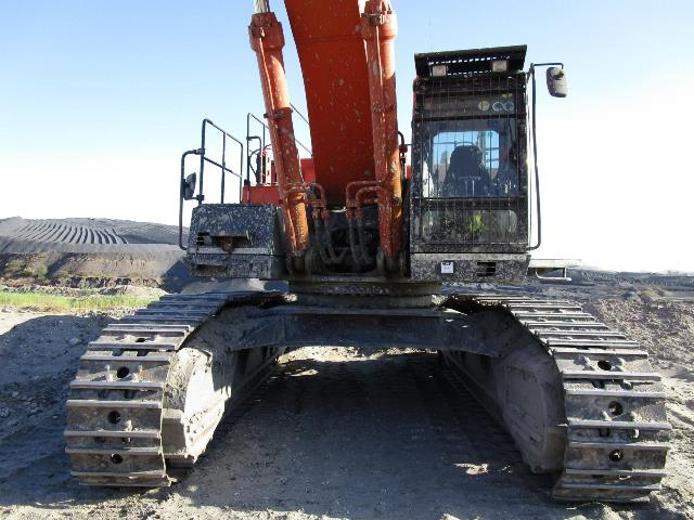 Hitachi Zaxis 670 LCR-5G Excavator - ON AUCTION