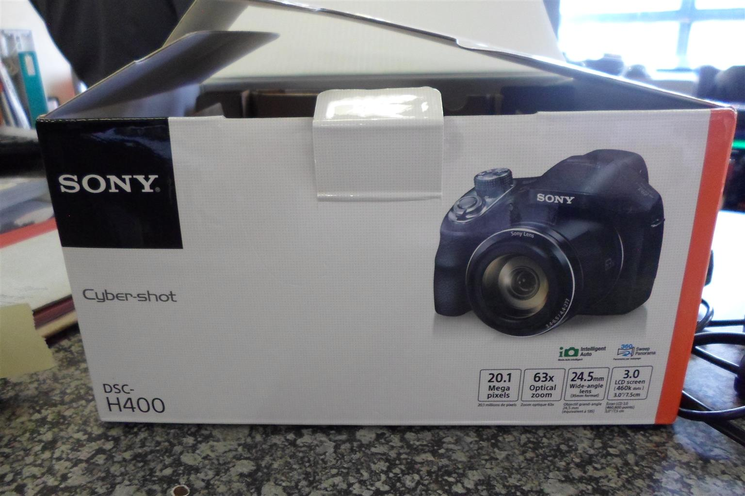 Sony DSC-400 Cybershot Camera