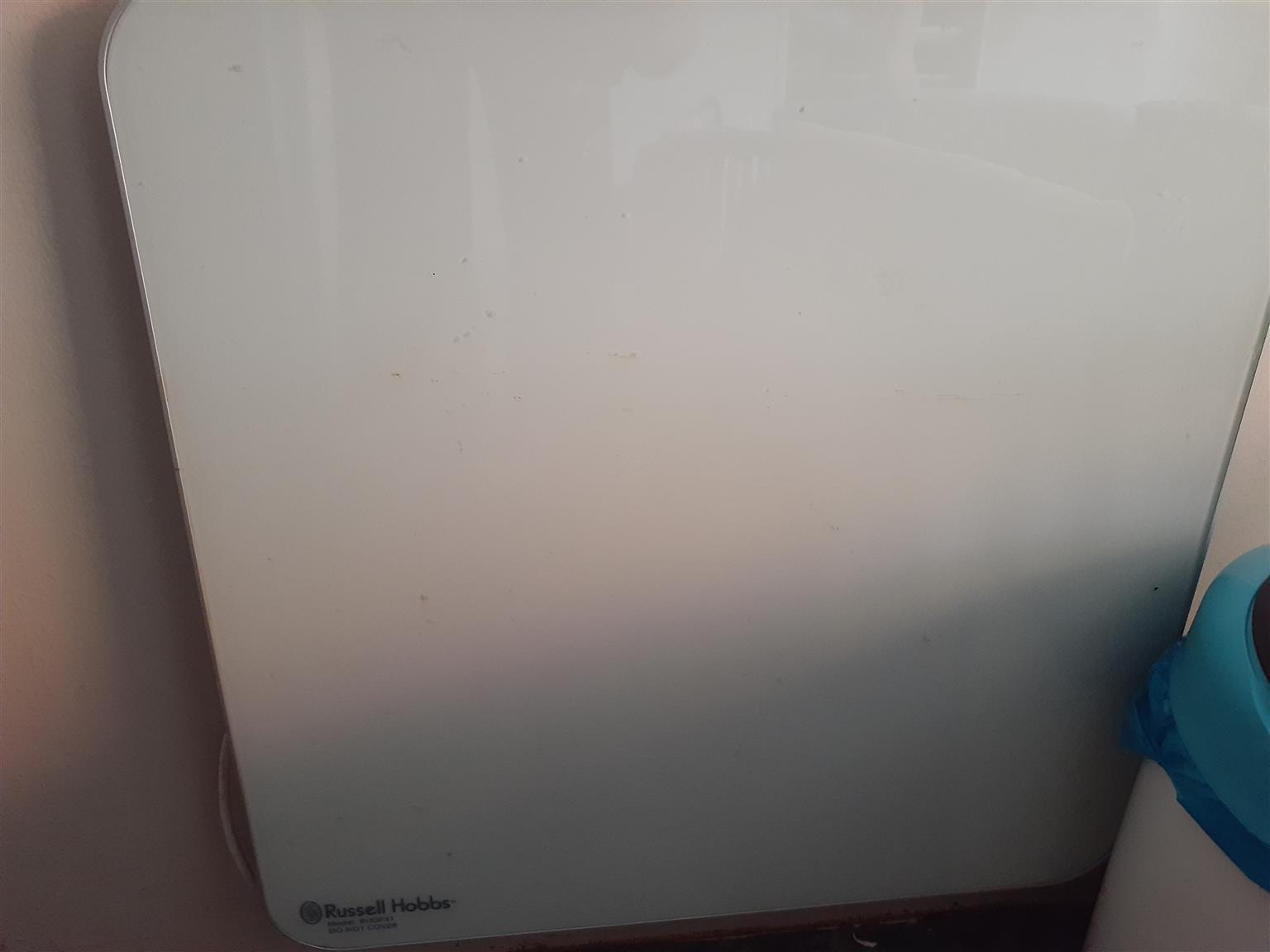 Russel Hobbs wall heater