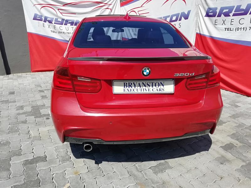 2012 BMW 3 Series 320d Sport auto