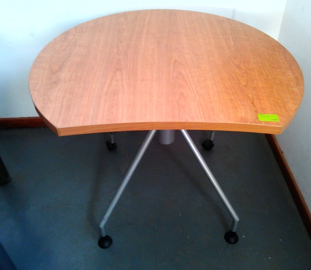 Harved cherry boardroom table