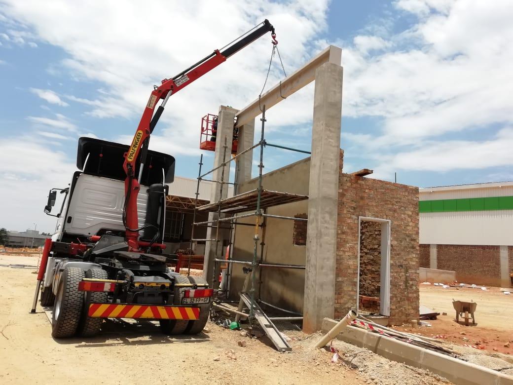Johannesburg Truck and Crane Hire