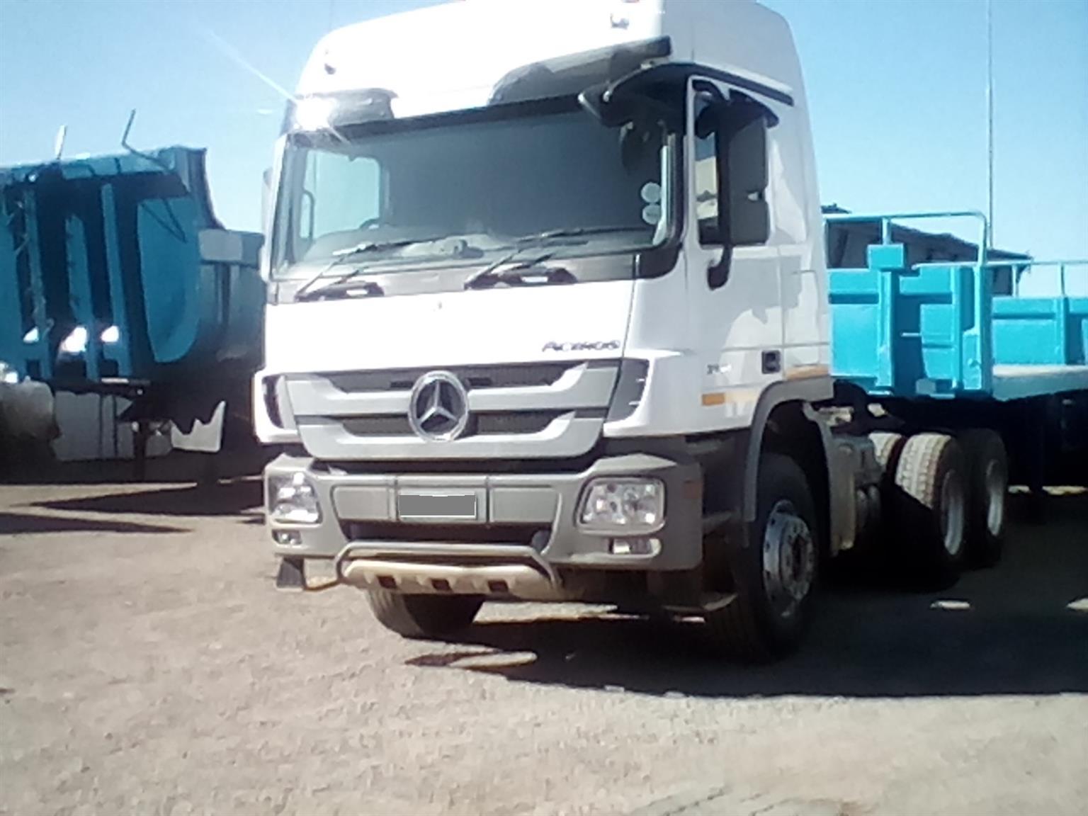 Mercedes Benz Actros Truck | Junk Mail