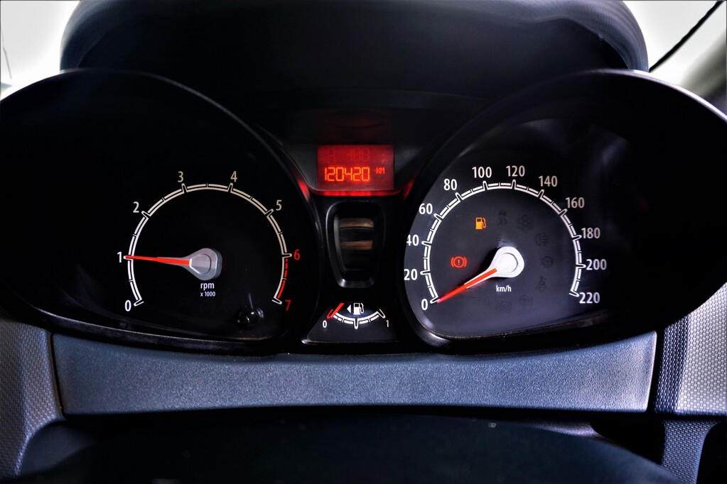 2011 Ford Fiesta 1.4 5 door Ambiente