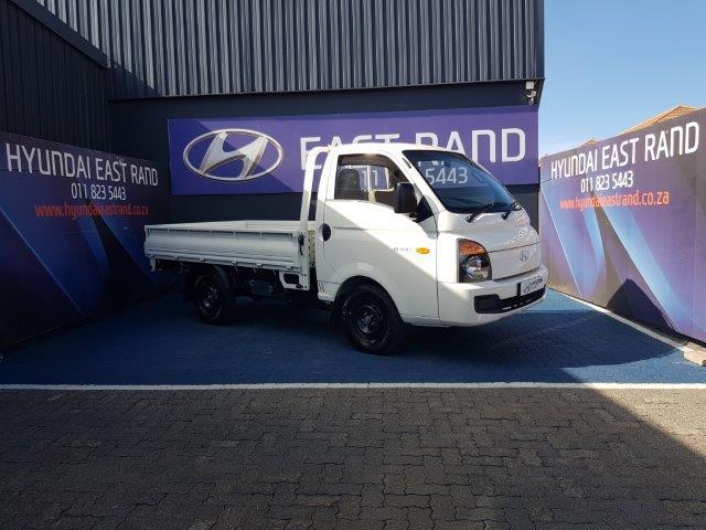 2018 Hyundai H-100 Bakkie 2.6D chassis cab