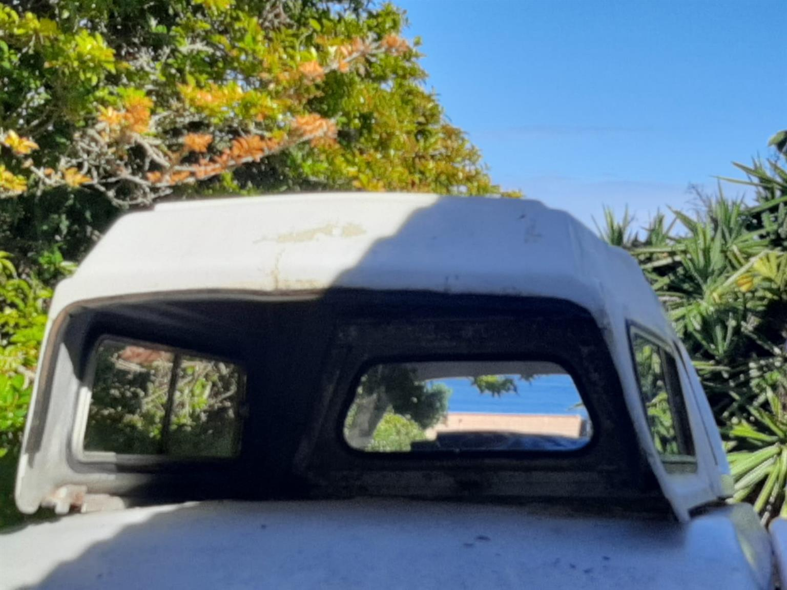 NISSAN 1400 CANOPIES FOR SALE