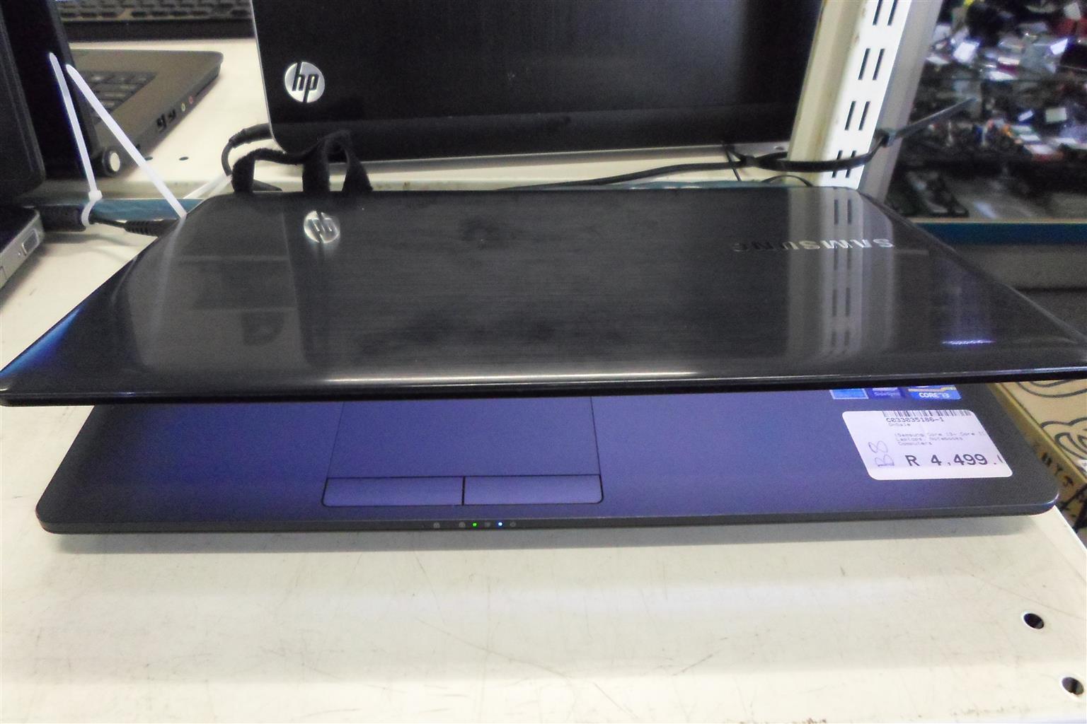 Samsung i3 Laptop